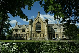 Oundle School - The Great Hall