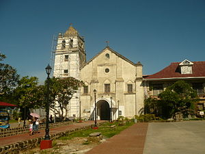 Maragondon Church - Image: Our Lady of the Assumption Parish Church, Magondon, Cavite 14