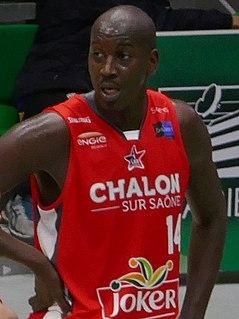 Ousmane Camara (basketball) French professional basketball player