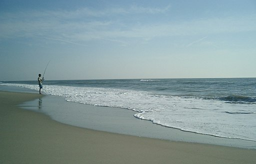 Outerbanks nc beach