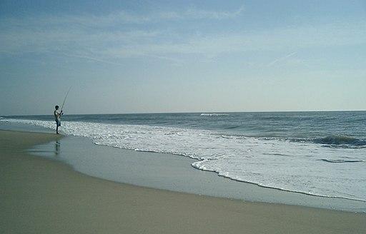 Outerbanks nc beach