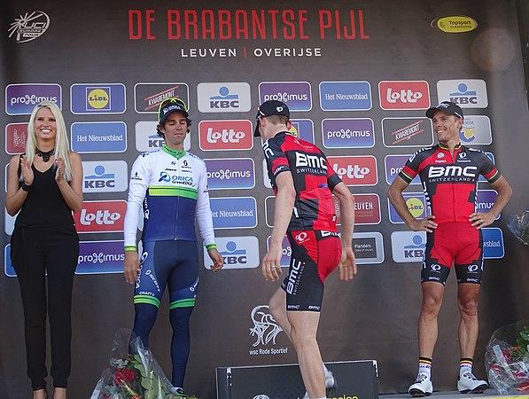 Overijse - Brabantse Pijl, 15 april 2015, aankomst (B13).JPG