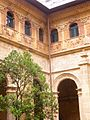 Oviedo - Museo Arqueólogico de Asturias (ex Monasterio de San Vicente), claustro 10.jpg