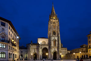Oviedo - Oviedo Cathedral