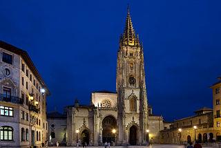 Oviedo Municipality in Principado de Asturias, Spain