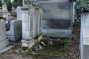 William Temple Franklin - Père Lachaise Cemetery