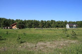 Põllküla - Image: Põllküla