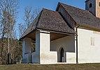 Pörtschach Goritschach Filialkirche hl. Oswald Vorhalle 05012020 7863.jpg