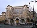 P1000850 Paris XI Rue Faidherbe Rue de Charonne Maison de la femme reductwk.JPG
