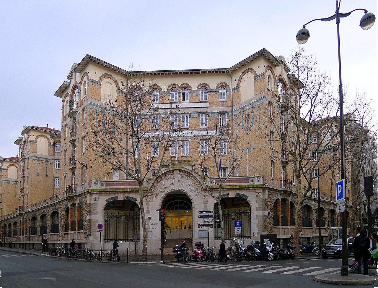 LA ZAD EN L'ÉTROIT TERRITOIRE - L'OUTRE-RÉEL IV.2 1280px-P1000850_Paris_XI_Rue_Faidherbe_Rue_de_Charonne_Maison_de_la_femme_reductwk