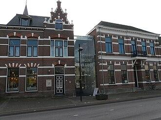 Zundert - Van Gogh House in 2009.