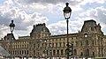 P1090016 France, Paris, l'aile Denon du Louvre comprenant de guache àdroite le pavillon Daru, le pavillon Denon et le pavillon Mollien (5629157285).jpg