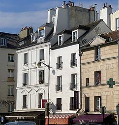 rue du faubourg saint antoine wikimonde. Black Bedroom Furniture Sets. Home Design Ideas