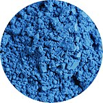 Cerulean Blue Pigment Edit
