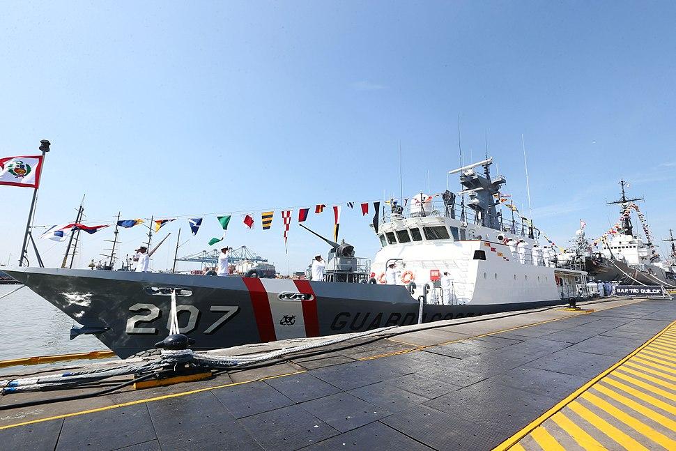 Marina de Guerra del Perú - Howling Pixel