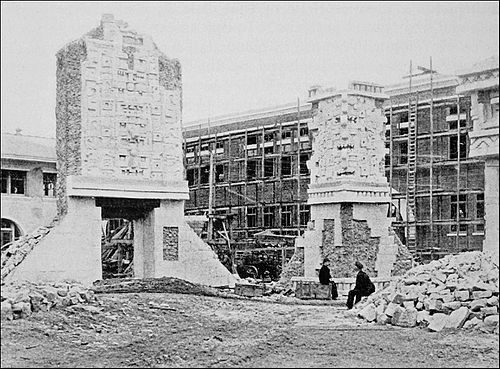 PSM V43 D630 Restoration of maya ruins at the columbian exposition.jpg