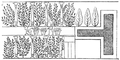 PSM V51 D242 Egyptian vineyard with water reservoir.png