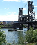 PT-658 at the Steel Bridge.JPG