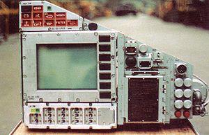 PT-91 Twardy - Driver's control panel US-DK-1.