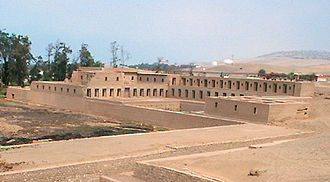 Lima - Pachacamac was an important religious centre before the arrival of Spanish conquistadors
