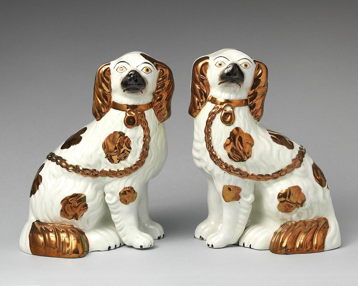 Staffordshire Dog Figurine Wikipedia