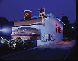 Pal's - Pal's Sudden Service at night