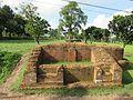 Palace of Parshuram, Mahasthangarh, Bogra, September 2016 04.jpg