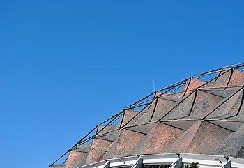 Palacio de los deportes %2B sky