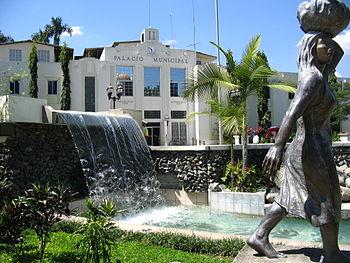 Palaciomunicipal San Pedro Sula