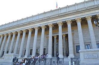 Palais de justice historique de Lyon - Image: Palais de Justice de Lyon