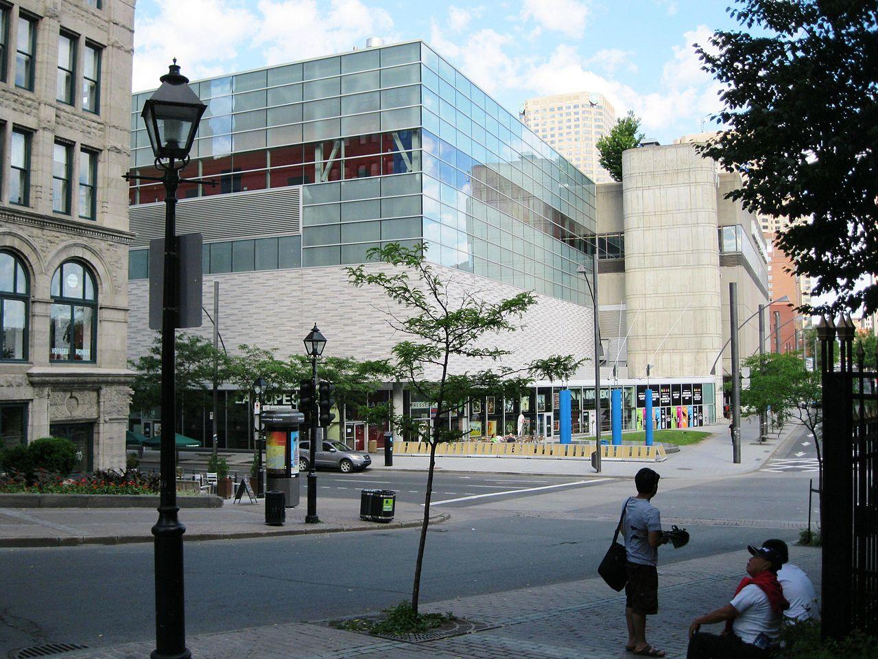 Palais De Congres Montreal Hotels