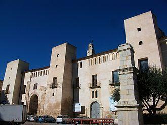 Palace of Milà i Aragó - Image: Palau dels Milà i Aragó, Albaida