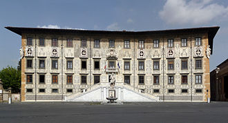 École normale supérieure (Paris) - The Scuola Normale Superiore in Pisa, Italy, which was founded as a branch of ENS and retains very close links to it.