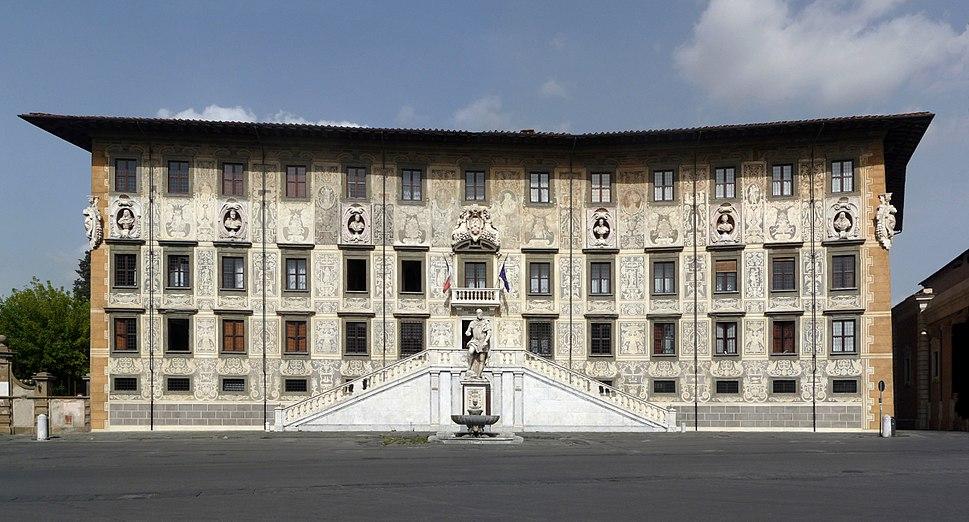 Palazzo Carovana Pisa