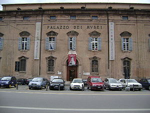 Galleria Estense - Palace of Musei