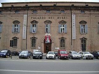 Galleria Estense Art museum, Historic site in Modena, Italy