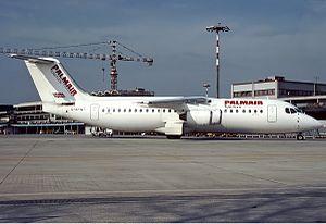 Palmair - A Palmair BAe 146.