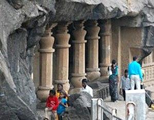 Yajna Sri Satakarni - Image: Pandavleni Cave 20