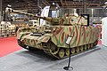 Panzer IV Rétromobile 2019.jpg