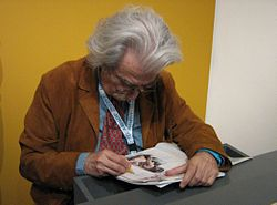 Paolo Eleutieri Serpieri at Comicon 2007.jpg
