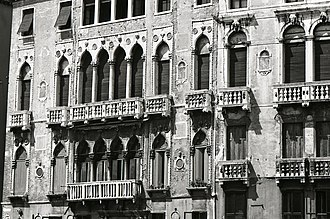 Palazzi Barbaro, Venice - Image: Paolo Monti Serie fotografica (Venezia, 1969) BEIC 6331401