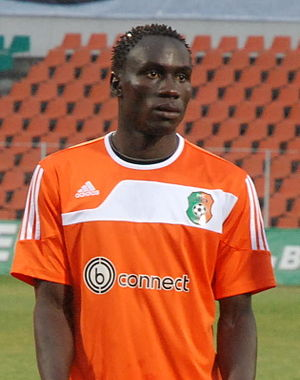 Papa Alioune Diouf - Diouf during his time with Litex Lovech.