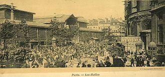 Les Halles - Paris - Les Halles