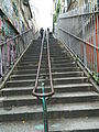 Paris 75018 Montmartre stairs handrail 01a.jpg