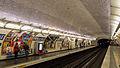 Paris Metro Hotel de Ville Station, 8 October 2011 001.jpg