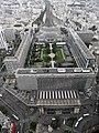 Paris Tour Montparnasse Aussicht et56 SW Gare Montparnasse 0996 201310.jpg