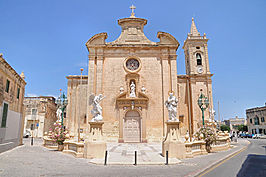 Parish church annunciation in Balzan.jpg