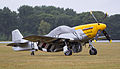 Parked P51 Mustang (5824629441).jpg