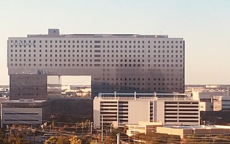 Parkland Memorial Hospital - Parkland Memorial new hospital building dedicated in 2015