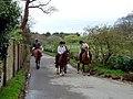 Parsonage Lane, North Cray, Kent - geograph.org.uk - 872482.jpg